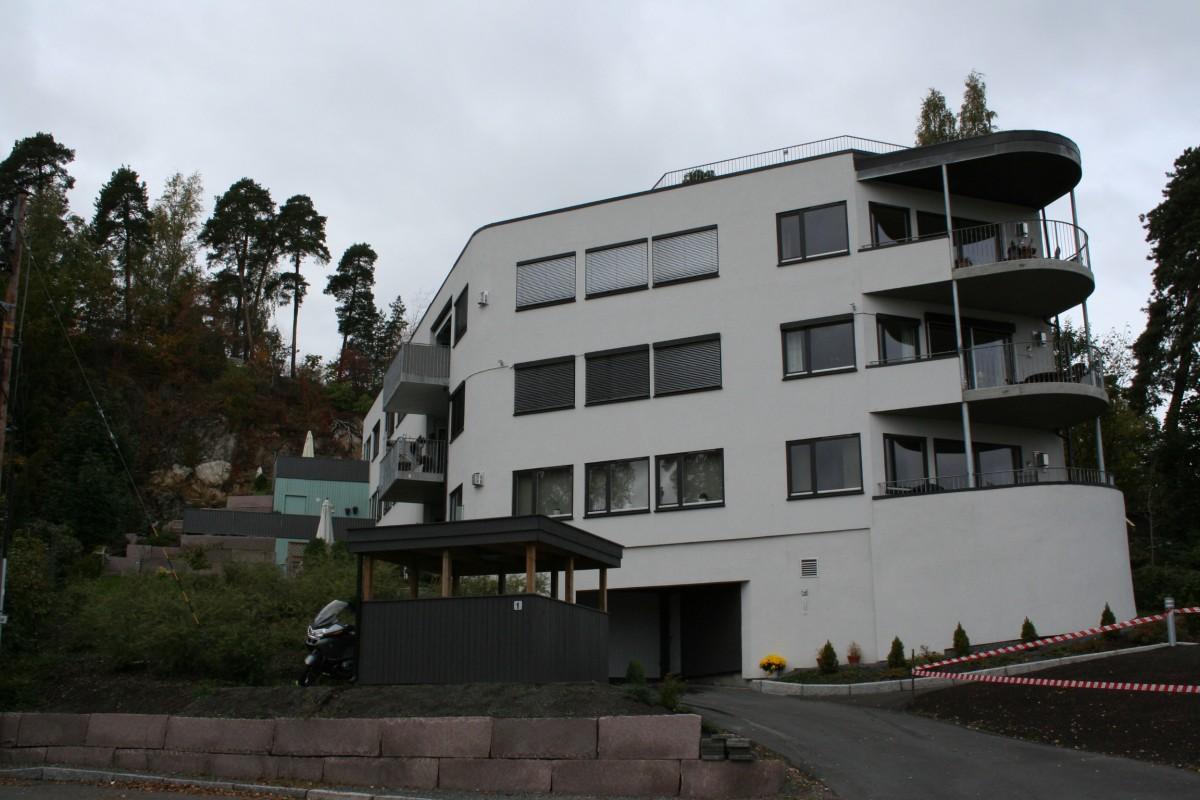 Leilighetsbygning